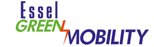 Essel green mobility logo