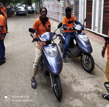 2W Delivery Management at Chennai - Swiggy